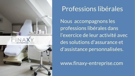 Assurance professions libérales