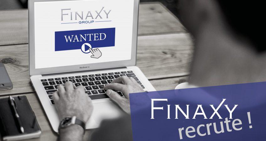Image Finaxy recrute